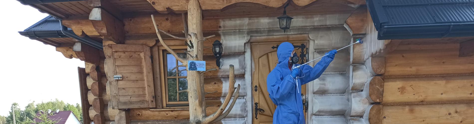 Zwalczanie szkodników drewna Xilix Gel